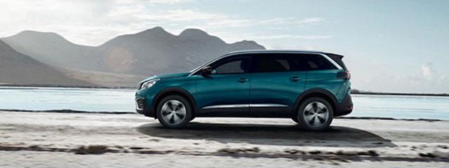 ADAS SUV Peugeot 5008