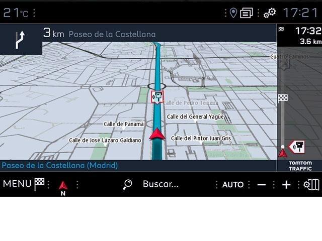 Connectividad Peugeot
