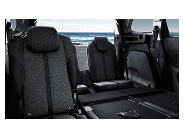 SUV Peugeot 5008: Coche familiar 7 plazas