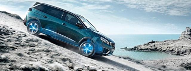Nuevo SUV Peugeot 5008 Nueva Dimensión