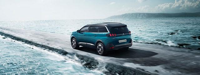 Nuevo SUV Peugeot 5008 Concesionarios