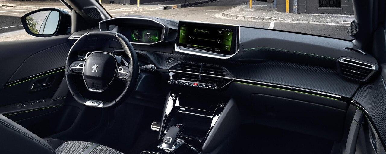 NUEVO PEUGEOT 208 – NUEVO PEUGEOT i-Cockpit® 3D