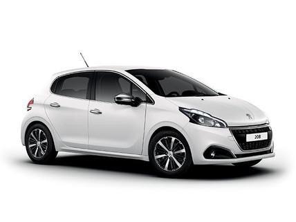 Peugeot 208 Rent Alquiler de vehículos