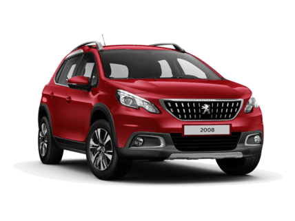 Peugeot 2008 Rent Alquiler de vehículos