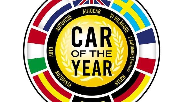 Logo coche del año 2017