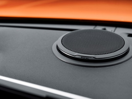 Nuevo SUV PEUGEOT 2008: sonido Hi-Fi Focal®