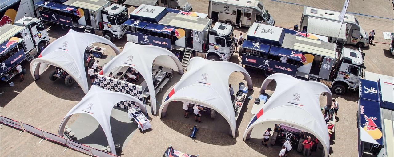 Peugeot Dakar