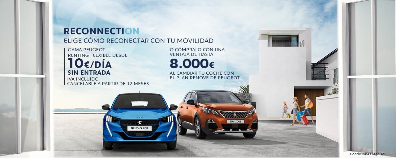 Reconnection - Peugeot España