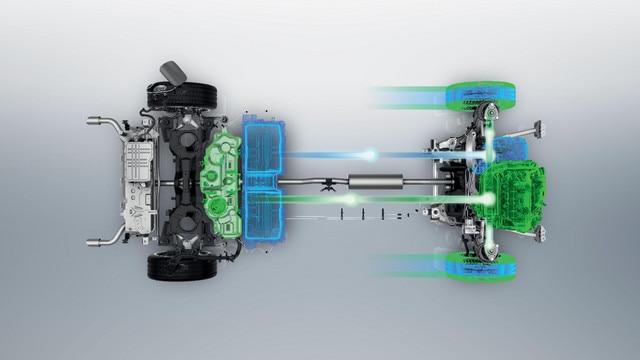 Nuevo break PEUGEOT 508 SW HYBRID, Batería de iones de litio