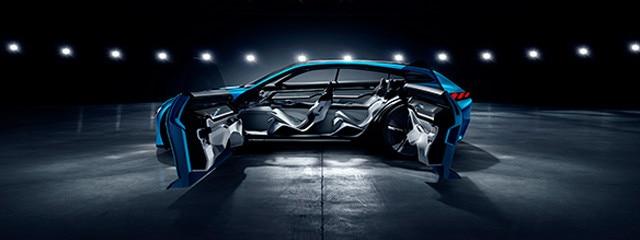 Peugeot Instinct Concept Miniatura