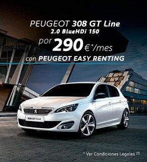 Peugeot 308 Berlina