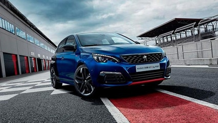Coches deportivos: Peugeot 308 GTi by PSP