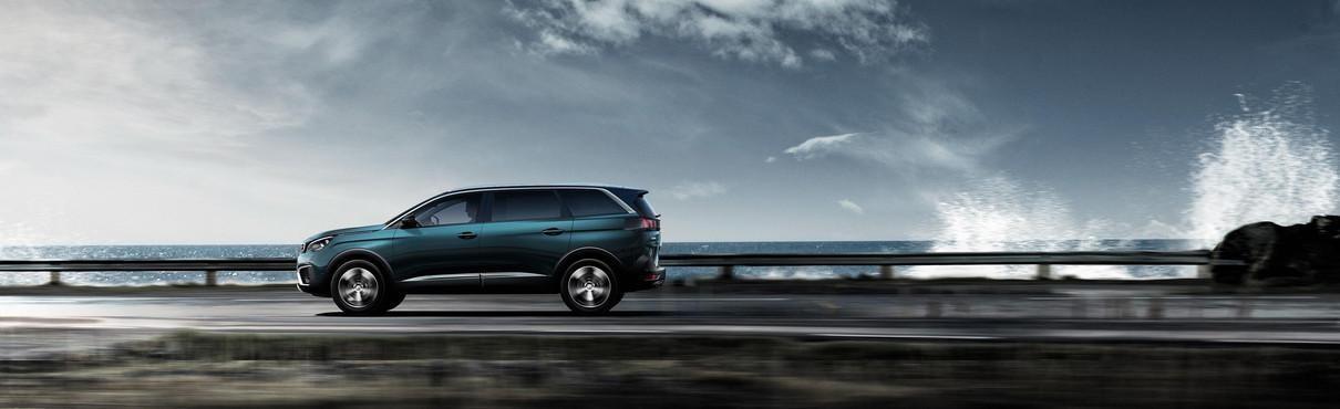 Servicios conectados y seguridad en carretera Peugeot