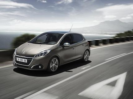 Peugeot 208 Ice Grey Revoo