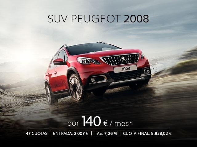 Ofertas De Coches Nuevos Precios Y Promociones Peugeot