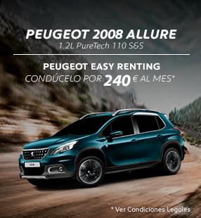 Peugeot 2008 cuota 2