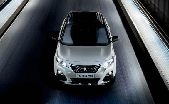Modo 4WD - SUV Peugeot 3008 Hybrid