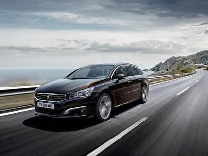 Peugeot 508 SW Opiniones