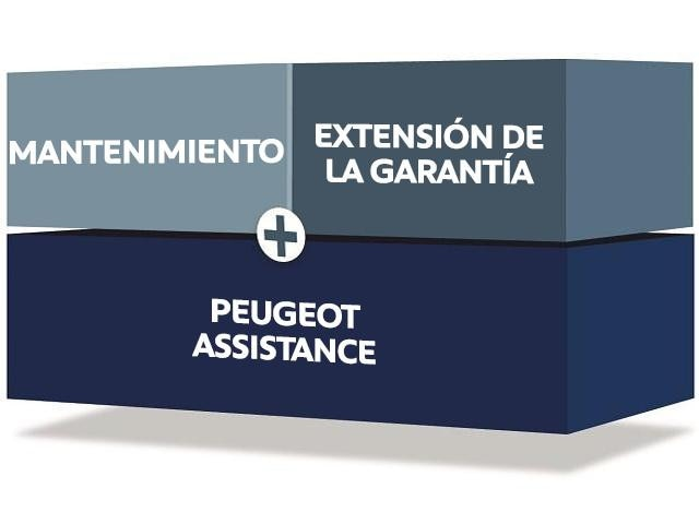 Peugeot Assistance: Pack Mantenimiento Plus