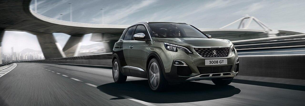 Peugeot SUV