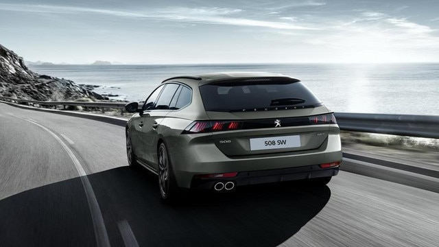 Nuevo Peugeot 508 SW First Edition Shooting Brake