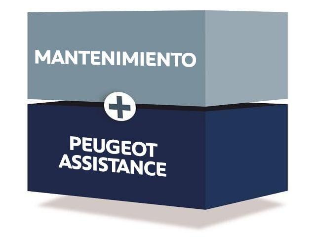 peugeot assistance paquete de mantenimiento