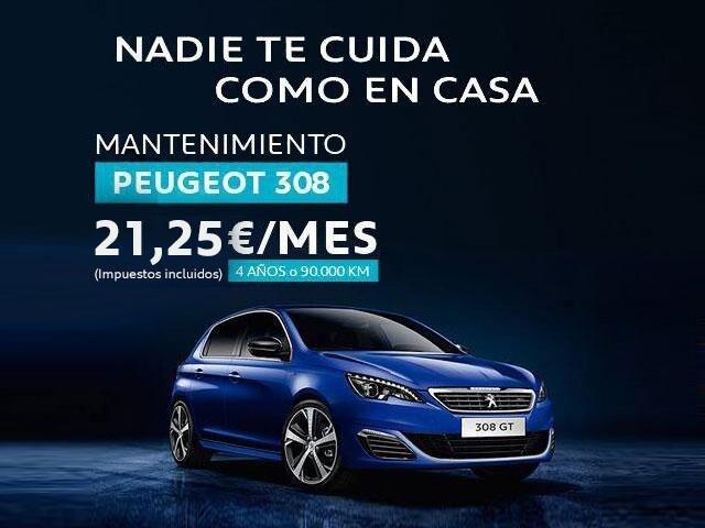 Mantenimiento - Peugeot 308