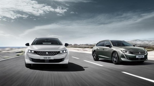 Nuevo Peugeot 508 SW First Edition familiar radical