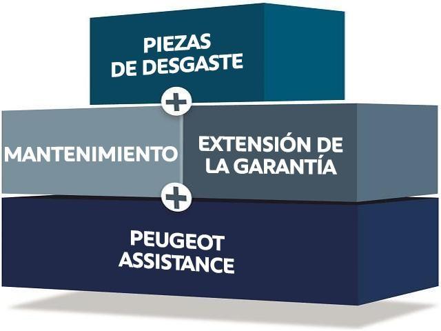 peugeot assistance paquete mantenimiento premium
