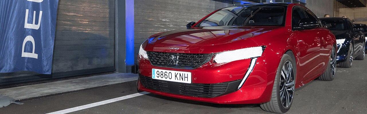 Nuevo Peugeot 508 con tecnología SmartBeam