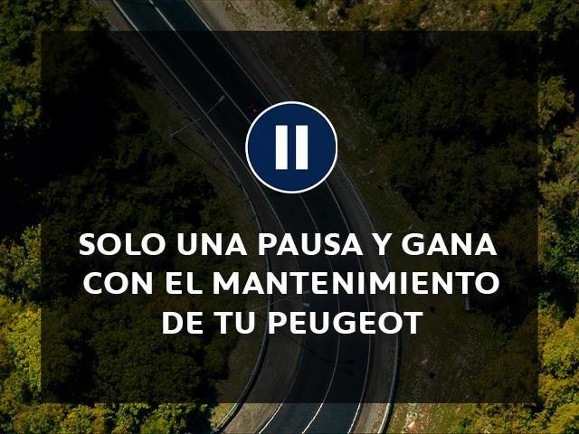 Mantenimiento Peugeot