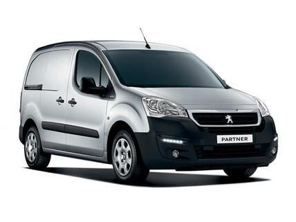 Peugeot Partner Rent Alquiler de vehículos