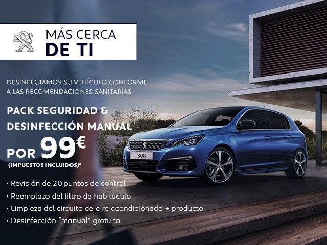 Posventa Peugeot España