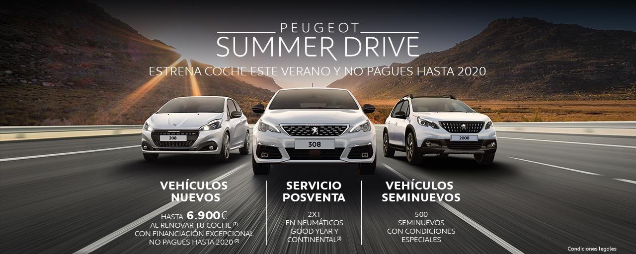 summer drive mainbanner