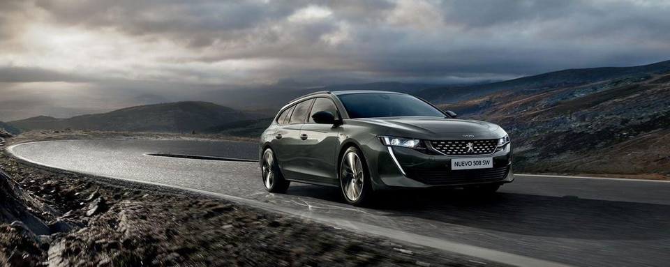 Nuevo Peugeot 508 SW: el Shooting Break radical