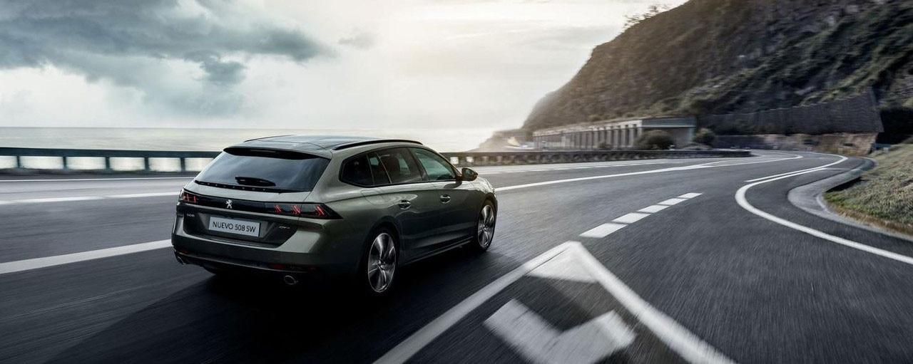 Nuevo Peugeot 508 SW: una experiencia de conducción intensa