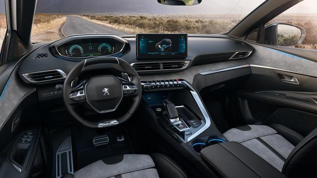Nuevo SUV PEUGEOT 3008 HYBRID - Gran interior HYBRID con asientos de Alcantara