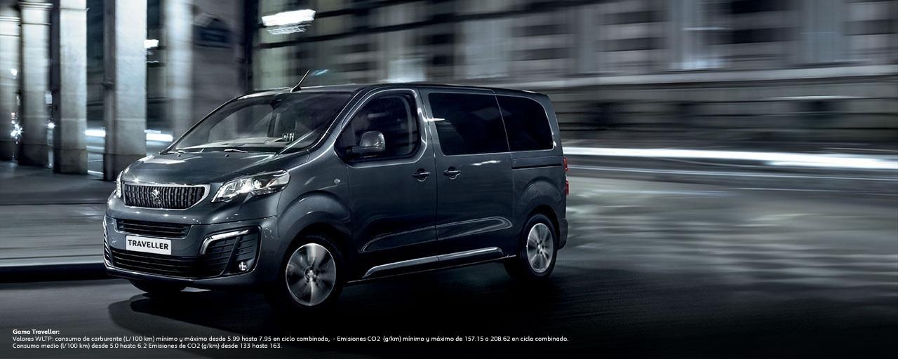 Peugeot Traveller Business Vehículo Comercial