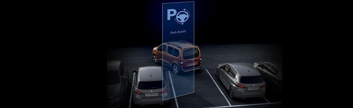 Full Park Assist ADAS