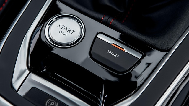 PEUGEOT 308 GTi by PEUGEOT SPORT - Driver Sport pack