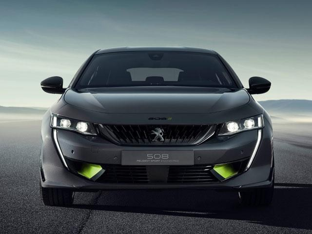 Concept 508 Peugeot Sport Engineered - Coche Deportivo