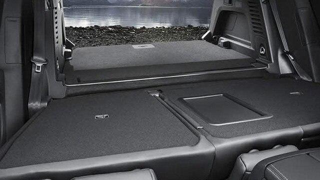 Nuevo SUV PEUGEOT 3008: Maletero