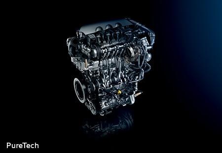 SUV PEUGEOT 3008 HYBRID4: Motor gasolina