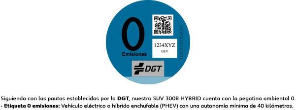 Etiqueta ambiental Cero emisiones
