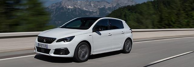 Peugeot 308 sistema de sonido