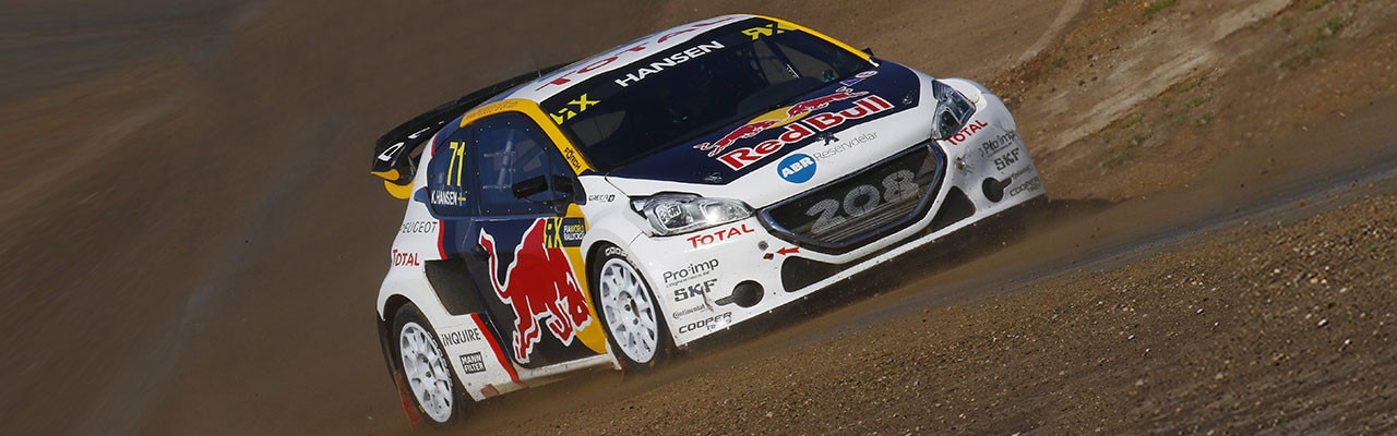 Ganadores del Concurso Rallycross Montmeló