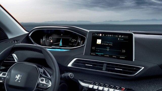 Nuevo SUV Peugeot 3008 Volante