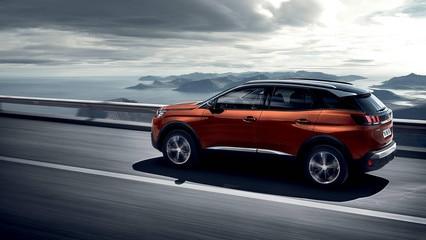 Nuevo SUV Peugeot 3008 Carretera