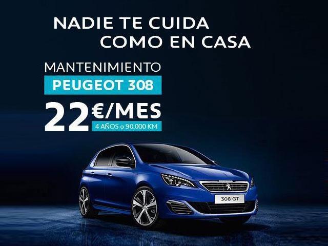 Contratos Peugeot Service