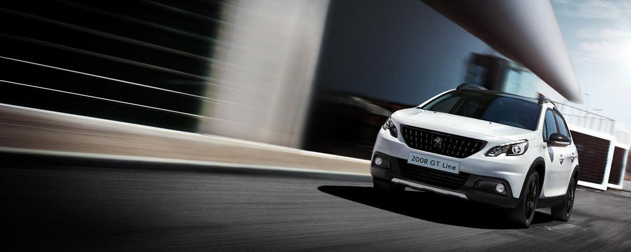 Peugeot 2008 Black Pack Edition SUV Compacto